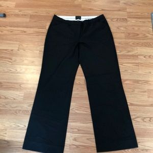 The limited Cassidy fit dress pants black size 10